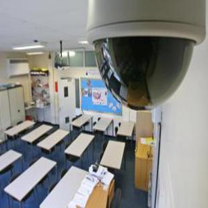Lắp camera cho trường học