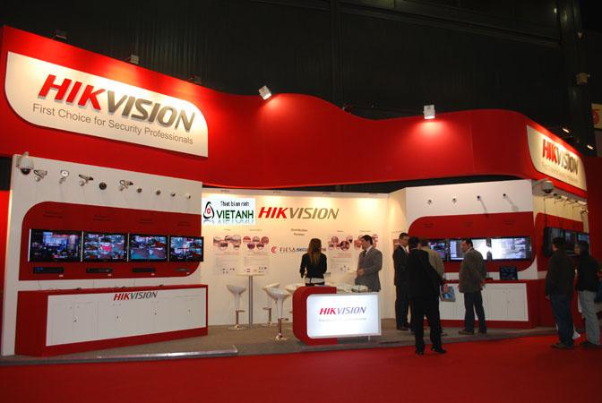 Camera siêu nét Hikvision được nhiều người tin dùng