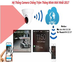 Camera chống trộm thông minh