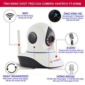 camera VT-6300B giá rẻ nhất
