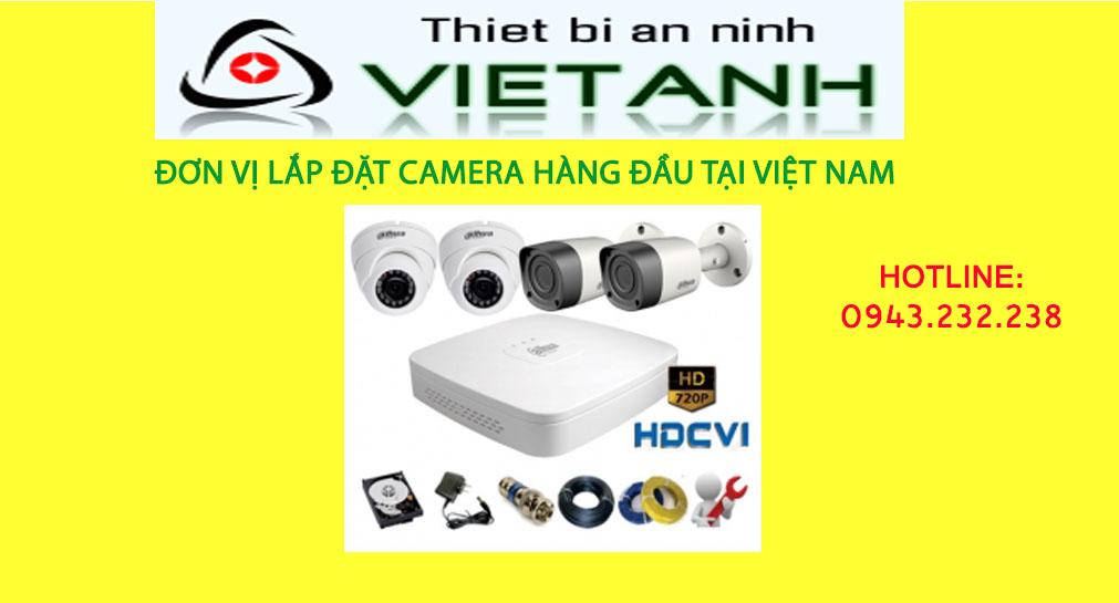 lắp đặt và sửa chữa camera quan sát