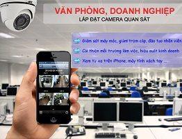 Tư Vấn Lắp Đặt Hệ Thống Camera Cho Văn Phòng